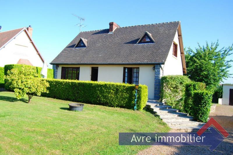Sale house / villa Verneuil d'avre et d'iton 169000€ - Picture 1