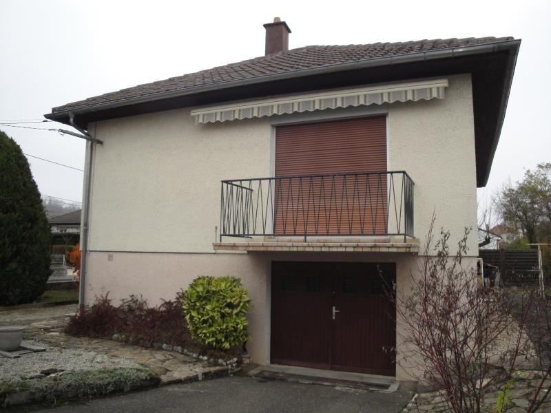 Revenda casa Valentigney 149000€ - Fotografia 1