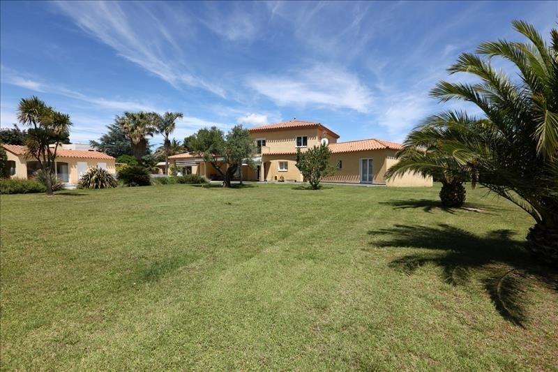 Deluxe sale house / villa Perpignan 619500€ - Picture 2