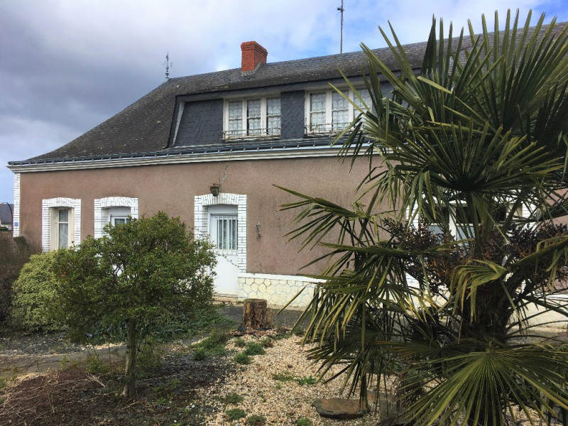 Sale house / villa Saint michel et chanveaux 60 000€ - Picture 1