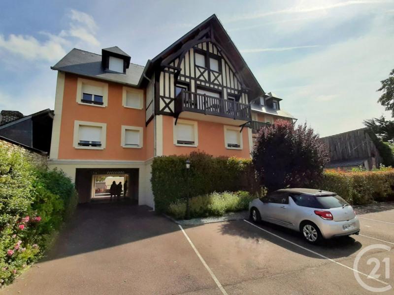 Verkoop  appartement Touques 182500€ - Foto 1