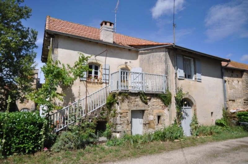 Sale house / villa Parisot 129000€ - Picture 1