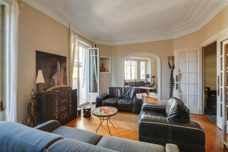 Vente de prestige appartement Lyon 6ème 870000€ - Photo 9