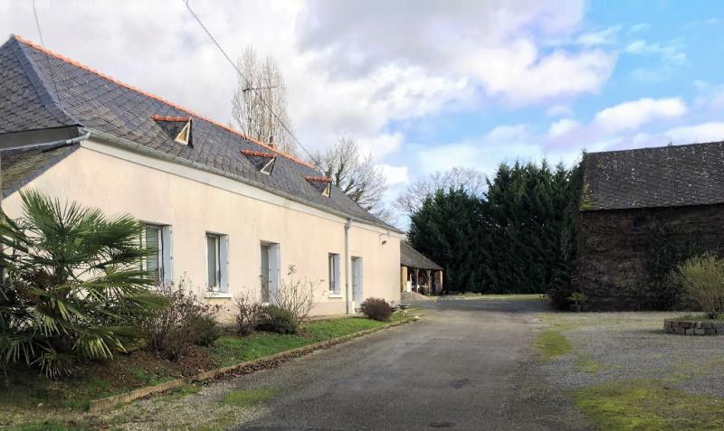 Vente maison / villa Vergonnes 151960€ - Photo 1