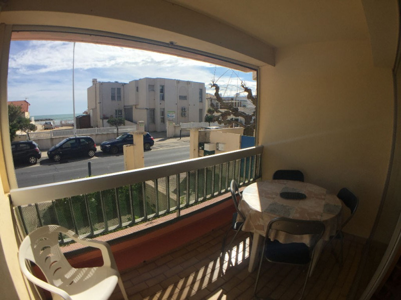 Location appartement Carnon plage 550€ CC - Photo 1