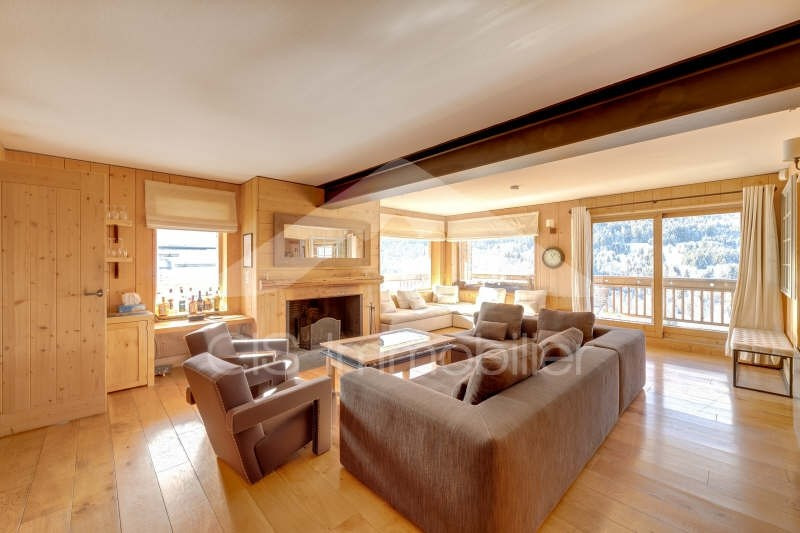 Vente de prestige maison / villa Meribel 3 400 000€ - Photo 1