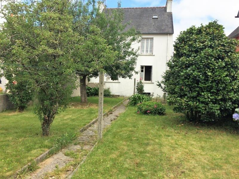 Sale house / villa Bannalec 93950€ - Picture 4