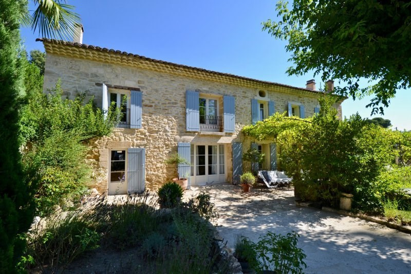 Deluxe sale house / villa Sarrians 675 000€ - Picture 2