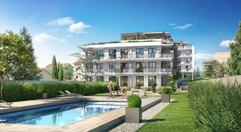Rental apartment Caluire et cuire 800€ CC - Picture 1