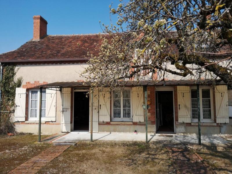 Sale house / villa Saint maurice sur fessard 80000€ - Picture 11