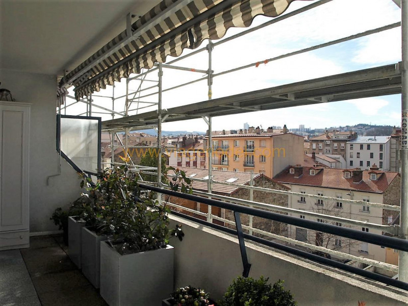 Verkauf auf rentenbasis wohnung Saint-étienne 99000€ - Fotografie 9