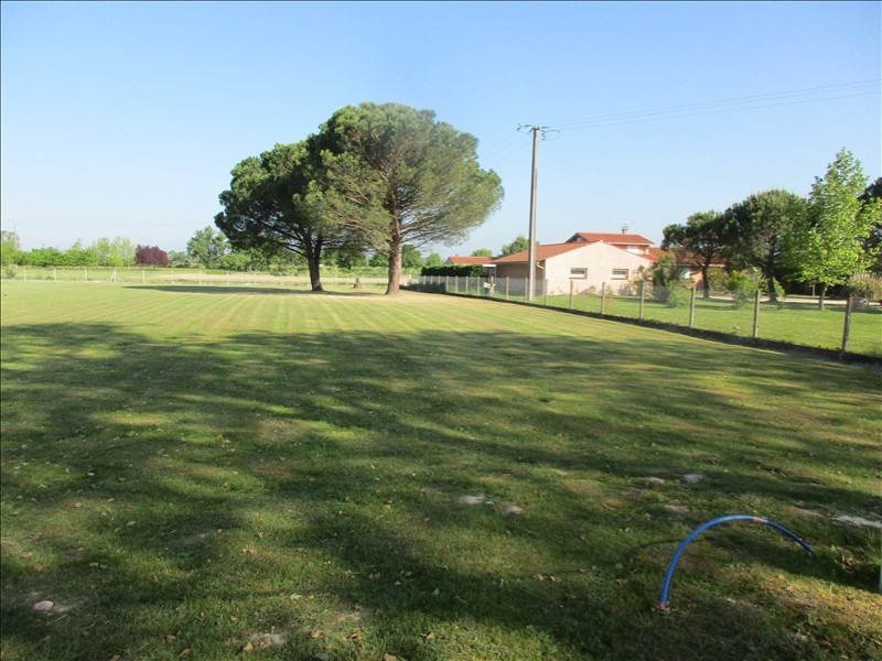 Vente terrain Lacourt st pierre 70 000€ - Photo 1