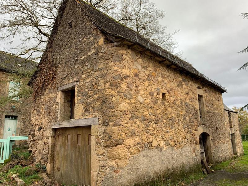 Vente maison / villa Privezac 18500€ - Photo 1