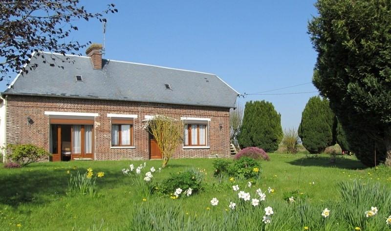 Sale house / villa Conches en ouche 118000€ - Picture 1