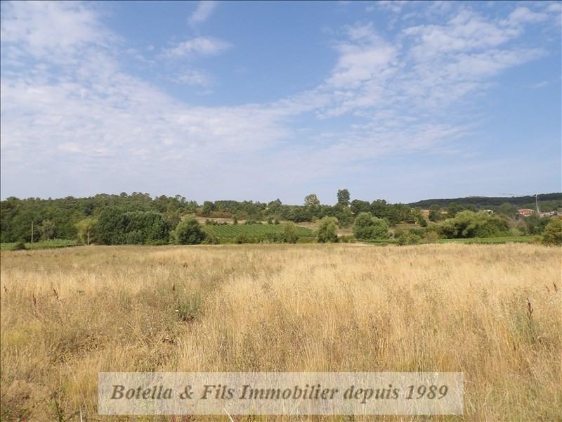 Verkoop  stukken grond Vagnas 128000€ - Foto 2