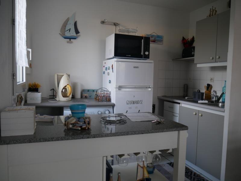 Sale house / villa St vincent sur jard 156000€ - Picture 5