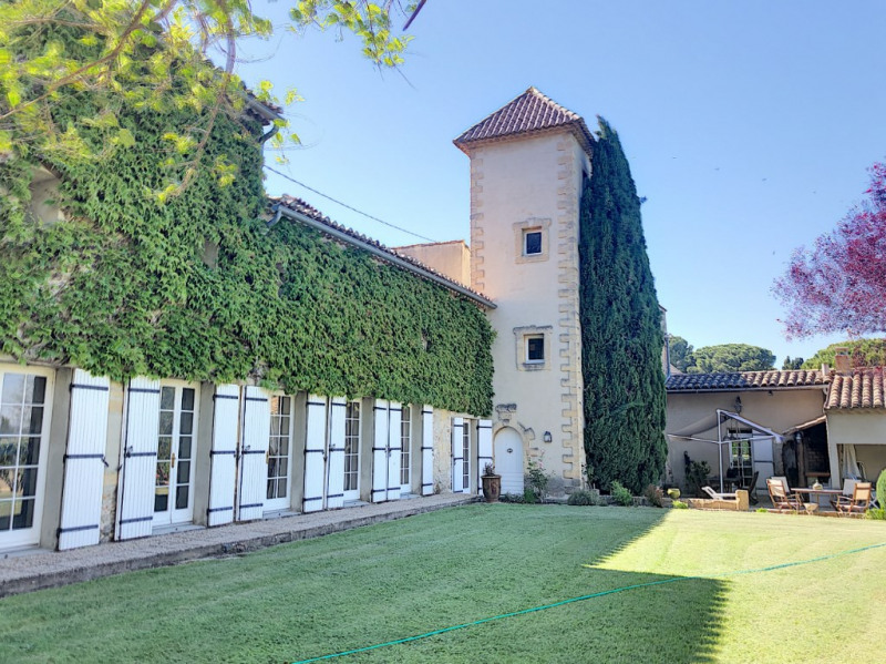Revenda residencial de prestígio casa Roquemaure 770000€ - Fotografia 2