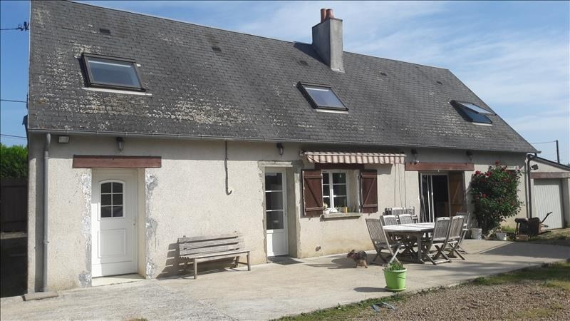 Vente maison / villa Vendome 155850€ - Photo 1