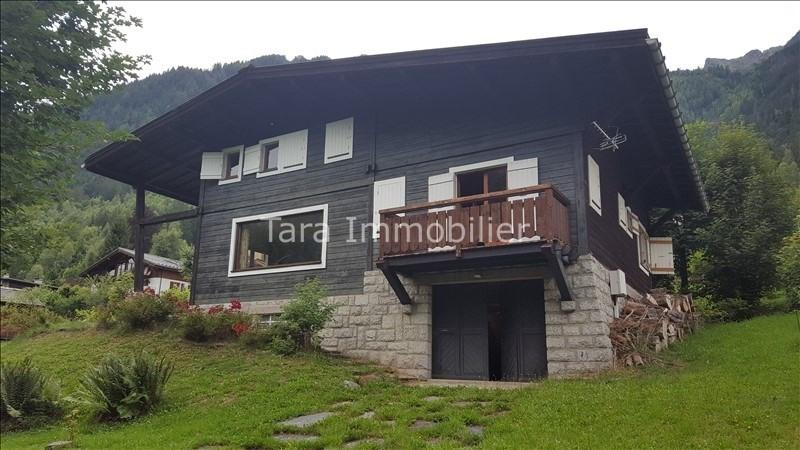 Deluxe sale house / villa Chamonix mont blanc 2396000€ - Picture 1