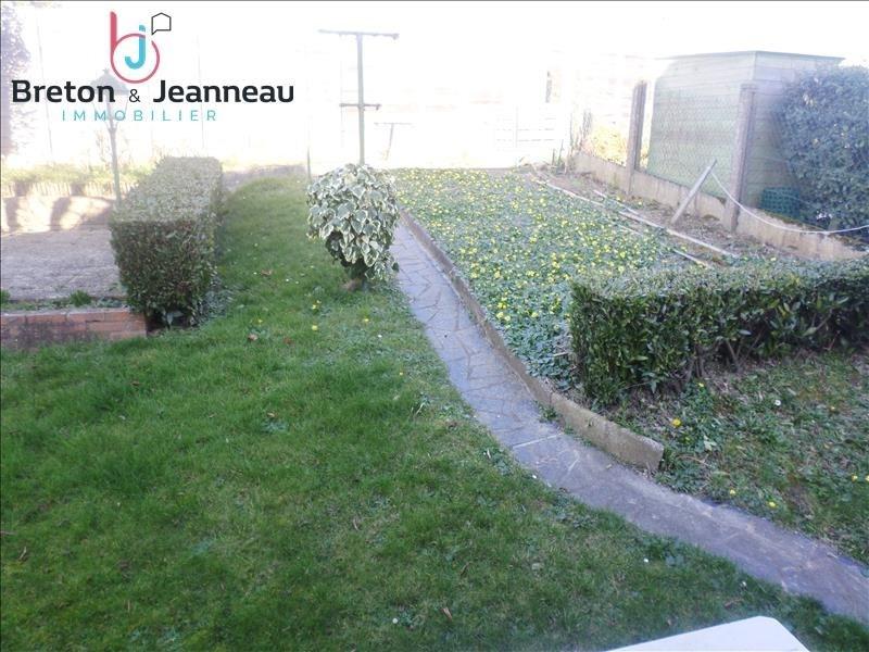 Vente maison / villa St berthevin 228800€ - Photo 12
