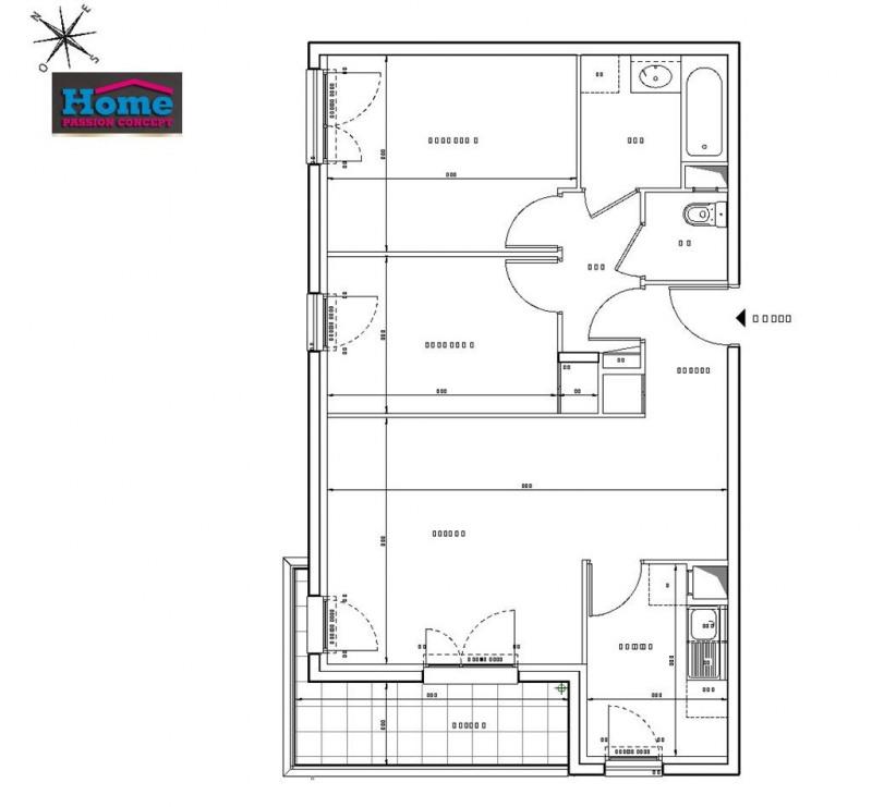 Sale apartment Rueil malmaison 433000€ - Picture 2