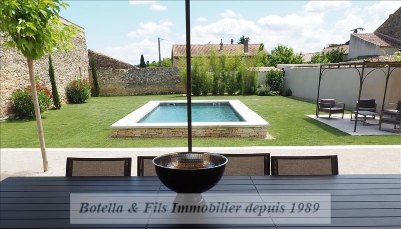 Verkoop van prestige  huis Uzes 399000€ - Foto 1