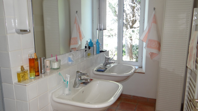 Vacation rental house / villa Cavalaire sur mer 3 500€ - Picture 37