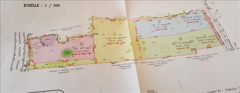 Sale site Samois sur seine 170000€ - Picture 3