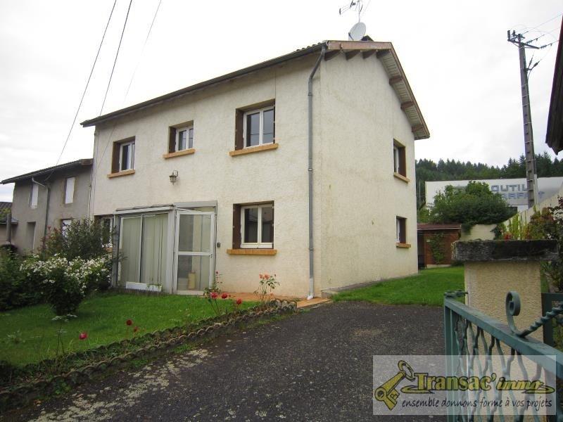 Sale house / villa La monnerie le montel 107000€ - Picture 1