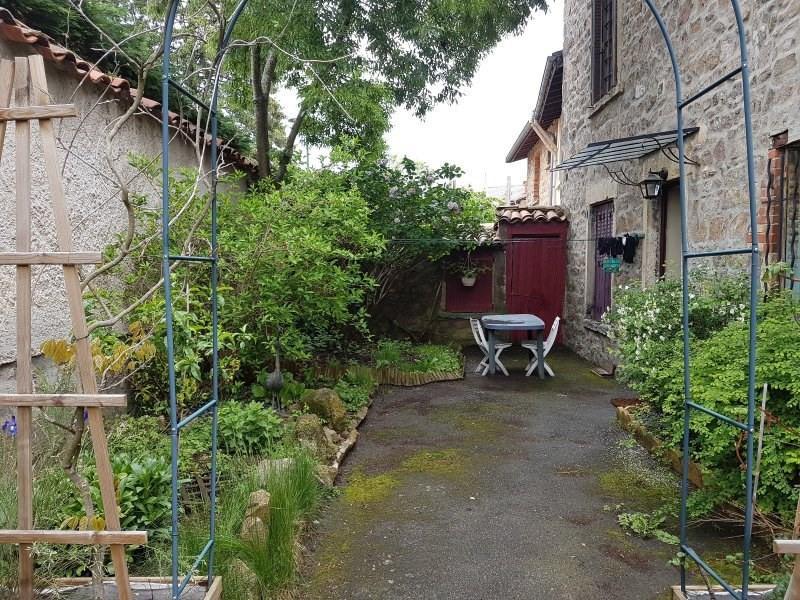 Vente maison / villa St laurent de chamousset 169000€ - Photo 6