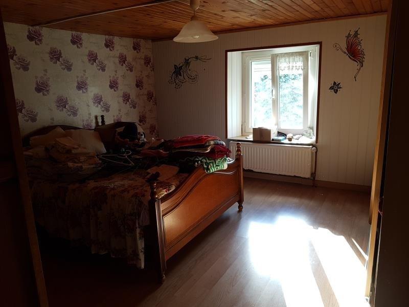 Vente maison / villa Lougres 80000€ - Photo 4