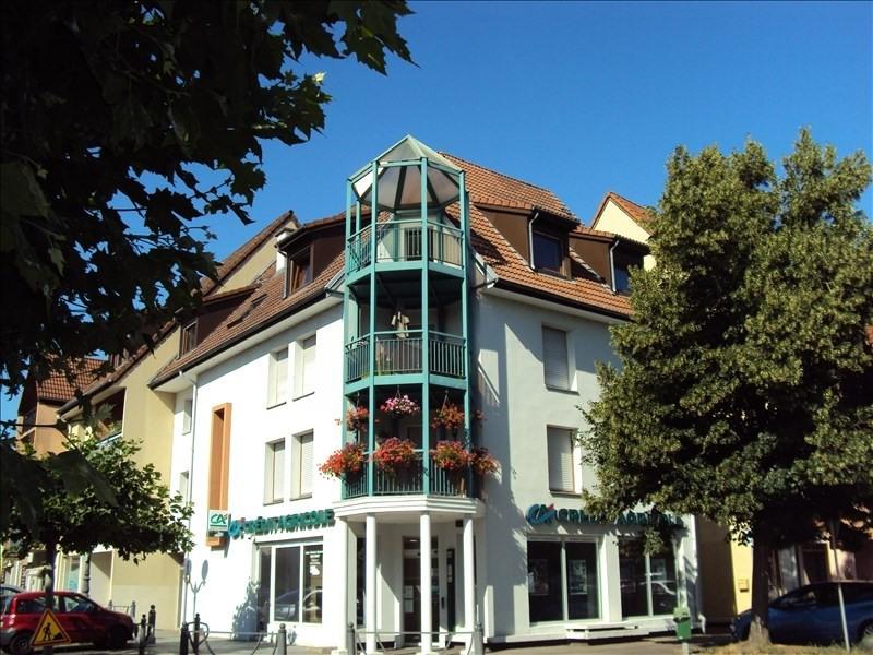 Vente appartement Riedisheim 149000€ - Photo 1