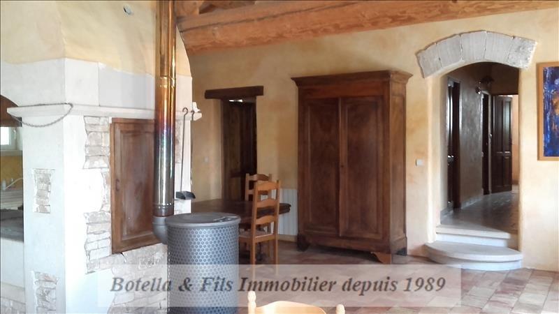 Verkoop van prestige  huis Barjac 526315€ - Foto 4