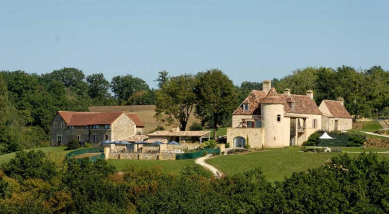 Deluxe sale chateau Valojoulx 1575000€ - Picture 1