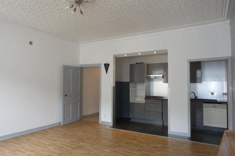 Sale apartment Morez 78000€ - Picture 3