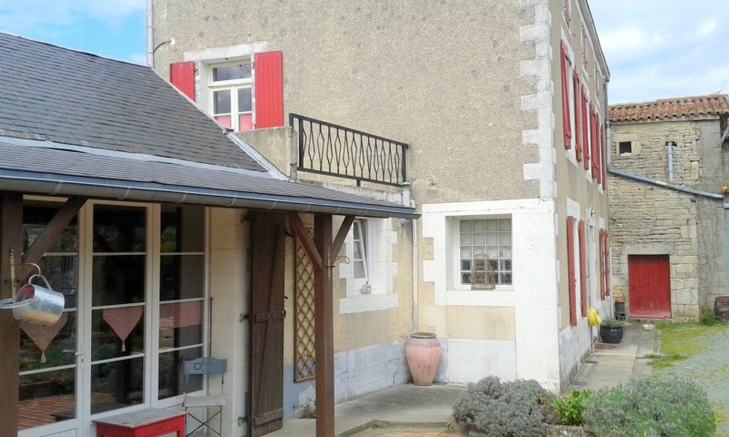 Vente maison / villa Aigre 133 000€ - Photo 26