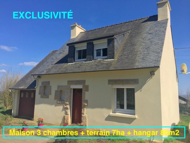Sale house / villa Plouguernevel 149000€ - Picture 1
