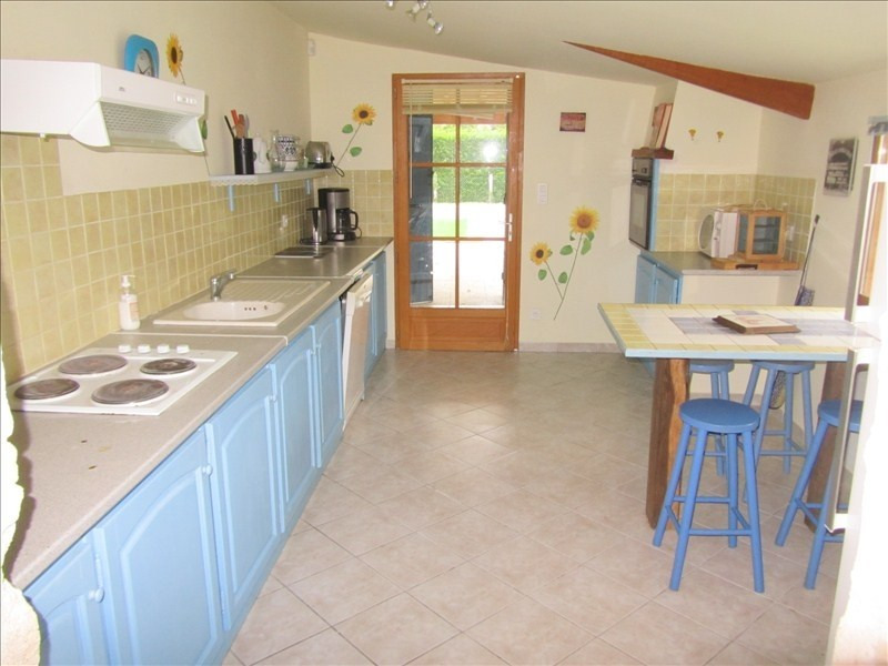 Vente maison / villa Echourgnac 173000€ - Photo 3