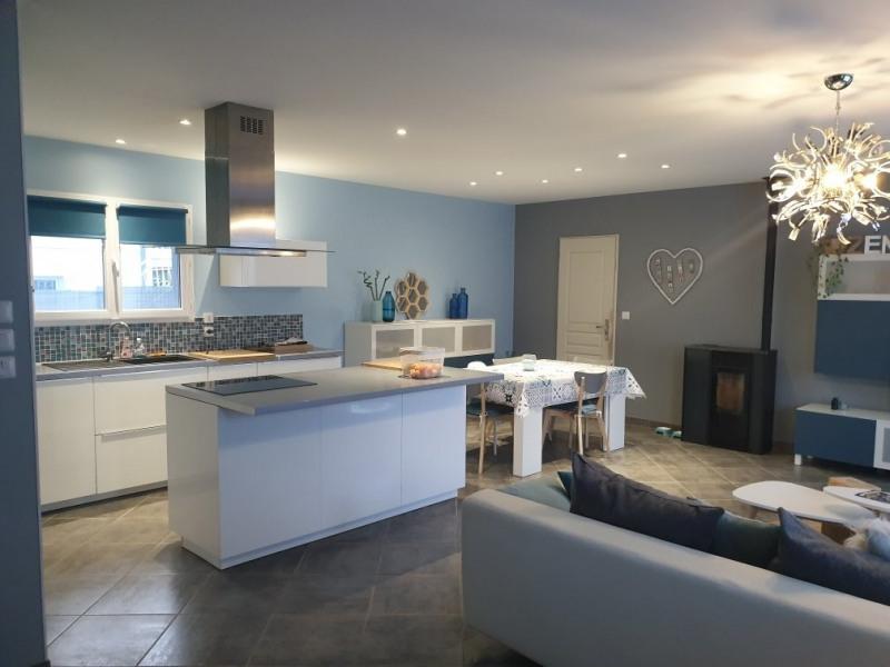 Sale house / villa Eyzin pinet 315000€ - Picture 5