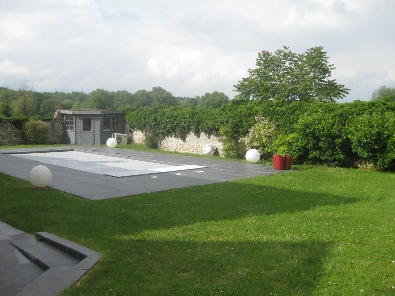 Sale house / villa Saint martin la garenne 465000€ - Picture 2