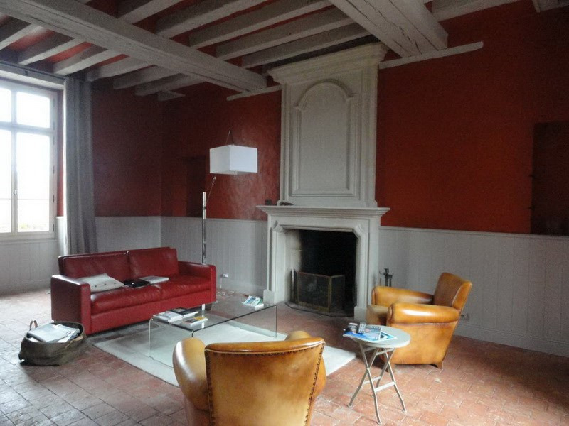 Deluxe sale house / villa Angers 40 mn nord-est 424000€ - Picture 4