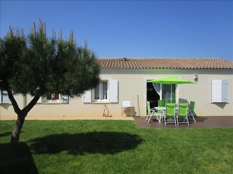 Vente maison / villa Chauray 218900€ - Photo 1
