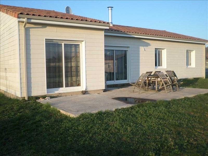 Vente maison / villa Valdivienne 161000€ - Photo 1