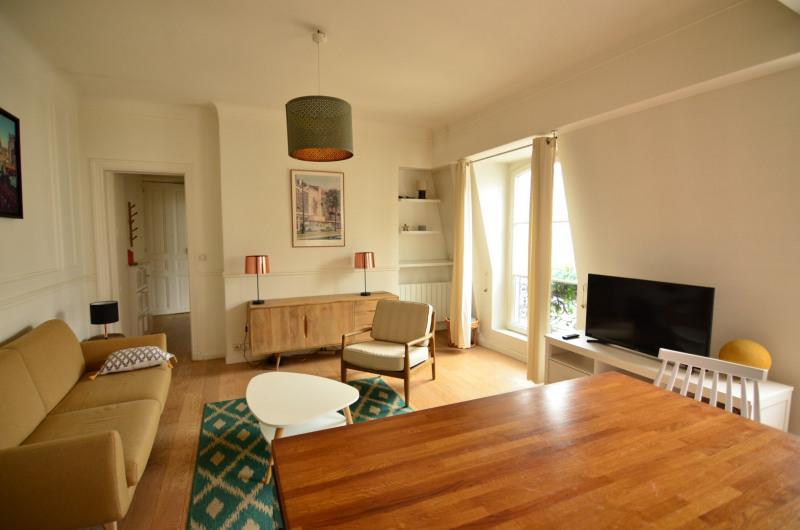 Vente appartement Paris 17ème 525000€ - Photo 1