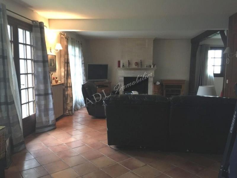Sale house / villa Courteuil 395000€ - Picture 3