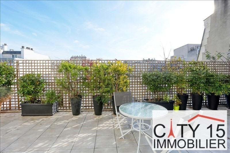 Verhuren  appartement Paris 15ème 1250€ CC - Foto 8