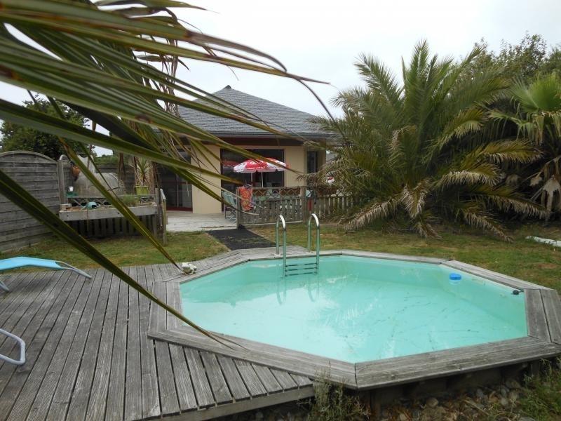 Sale house / villa Locquirec 285000€ - Picture 2