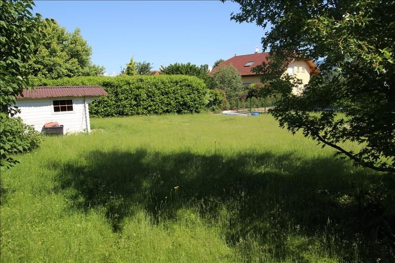 Vente terrain Arenthon 185 000€ - Photo 2