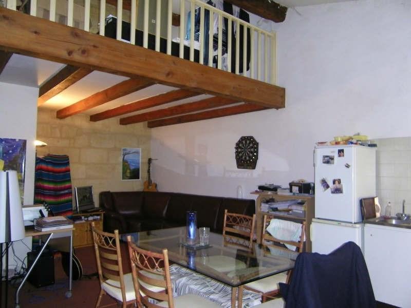 Rental apartment Bordeaux 586€ CC - Picture 1