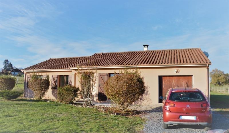 Vente maison / villa Janailhac 148000€ - Photo 1